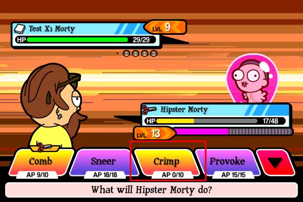 Bolsillo Morty AP