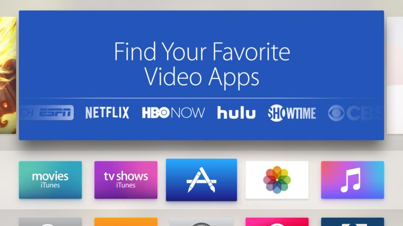 Requisitos de ancho de banda de Apple TV