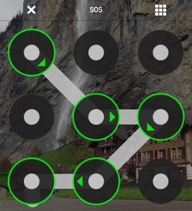PatternUnlock retoca Cydia iOS