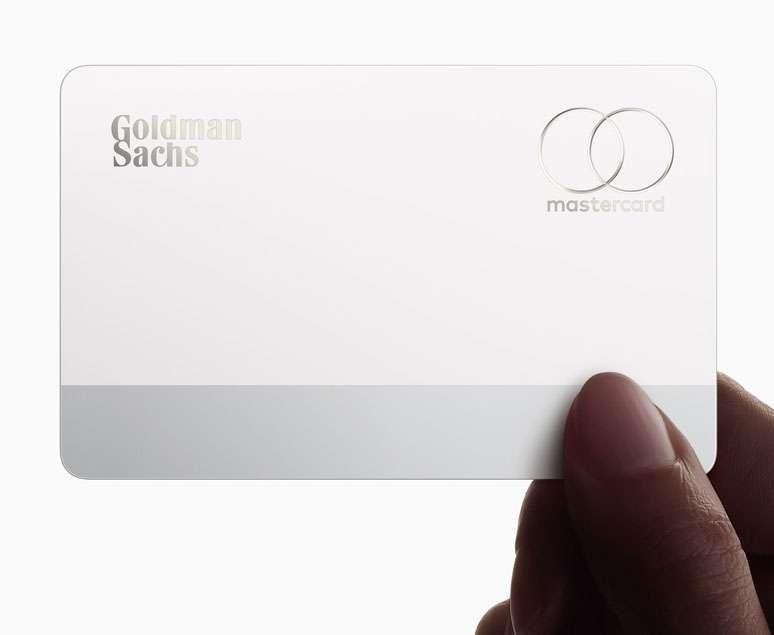 Banda magnética Apple Card